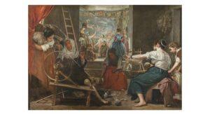 Prado Museum Project1199 Presents The Original Version Of Velázquez